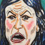 Lukisan Jim Carrey Mendapat Kritikan