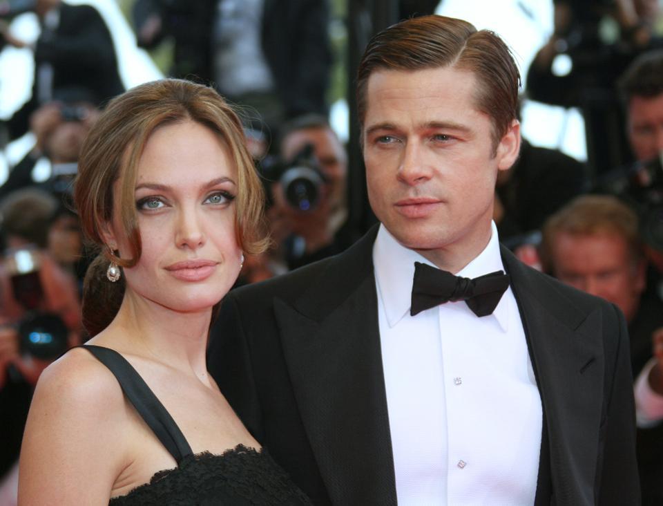 Akhir Hak Asuh Anak Angelina Jolie dan Brad Pitt