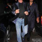 Sylvester Stallone Rayakan Ulang Tahun di London